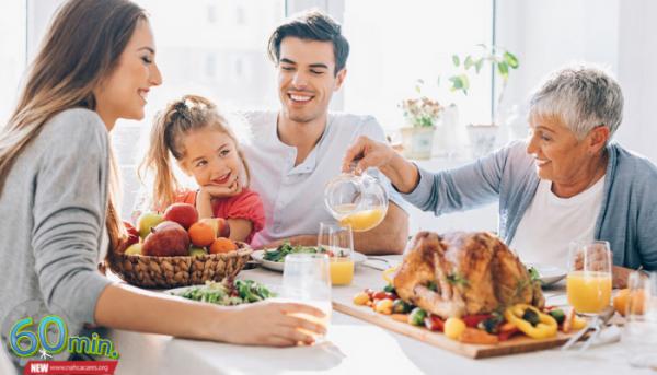 รอบครับเป็นสังคมเล็กที่สุด แต่สำคัญที่สุดในชีวิตคนเรา ถ้าครอบครัวมีความสุขก็เหมือนโลกนี้มีแต่ความสดใส ดังนั้นมาทำ การสร้างความสุขในครอบครัว 60min