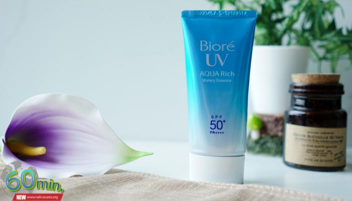 ครีมกันแดดBiore UV Aqua Rich