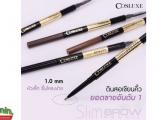ดินสอเขียนคิ้วCosluxe  ดินสอเขียนคิ้ว Cosluxe เป็นดินสอเขียนคิ้วที่ได้รับความนิยมมาอย่างต่อเนื่อง ละมีชื่อเรื่องคิ้วมาอย่างยาวนาน